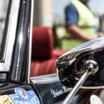 Das rollende Automobilmuseum begeisterte auch 2015 wieder durch wunderschöne Karossen.