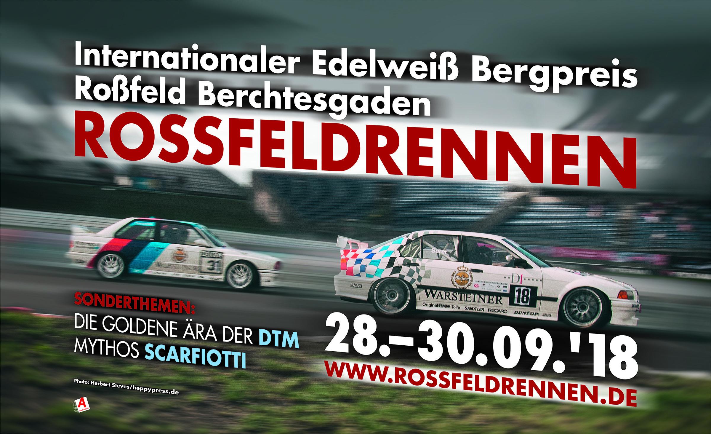 Internationaler Edelweiß Bergpreis Roßfeld Berchtesgaden 2018