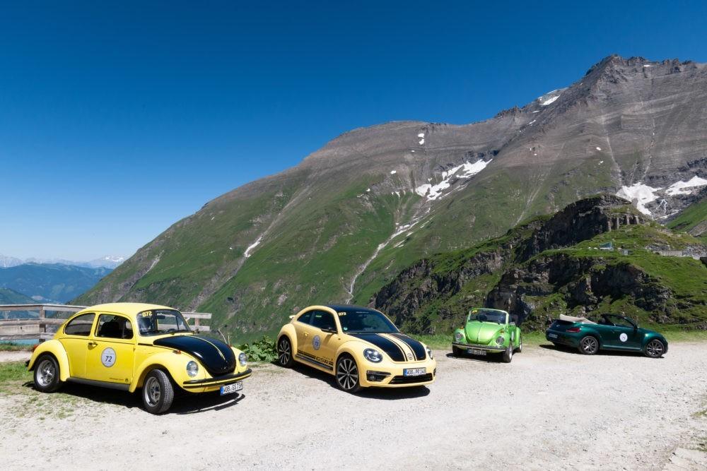 EdelweißClassic | Autofahren mit Herz. 2019 waren die Hochgebirgsstauseen Kaprun ein Ziel der Charity-Veranstaltung zu Gunsten der Lebenshilfe Berchtesgadener Land.